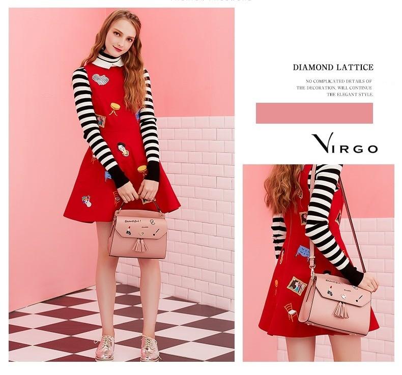 Những chiếc túi màu hồng dành cho bạn gái đang yêu
