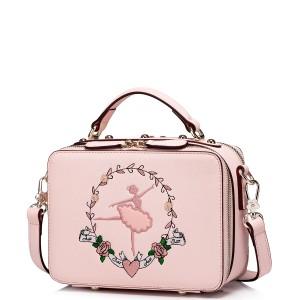 Túi xách nữ hình hộp chữ nhật