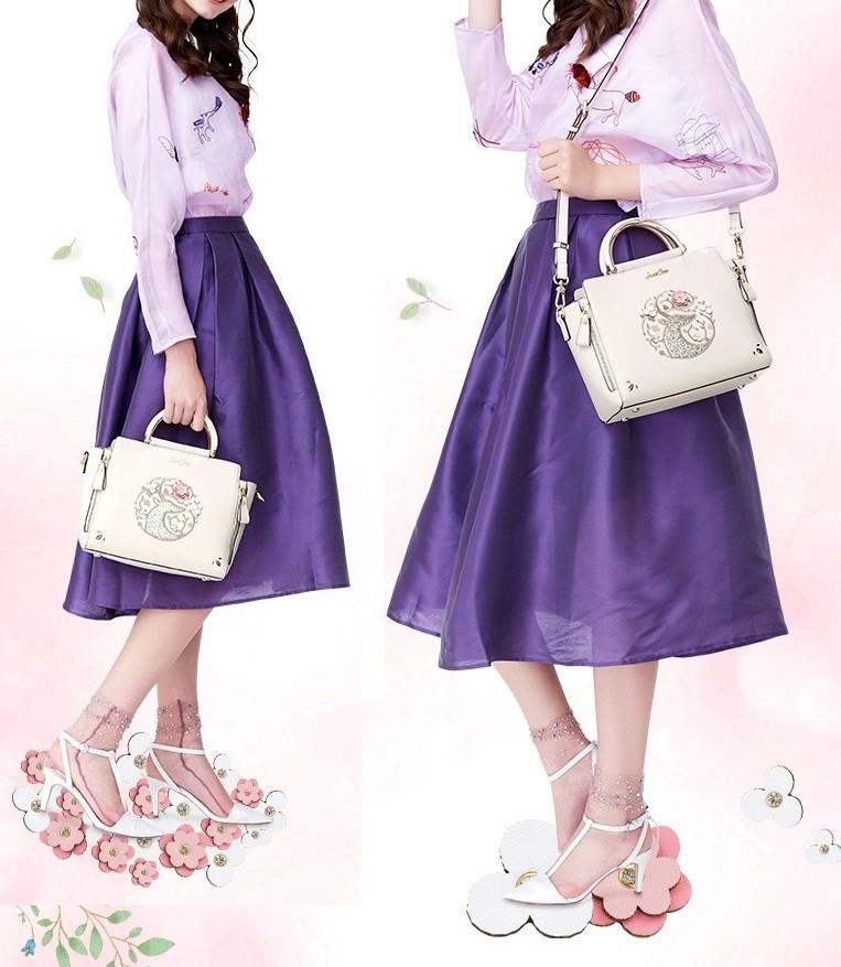 Túi xách phong cách Hàn Quốc