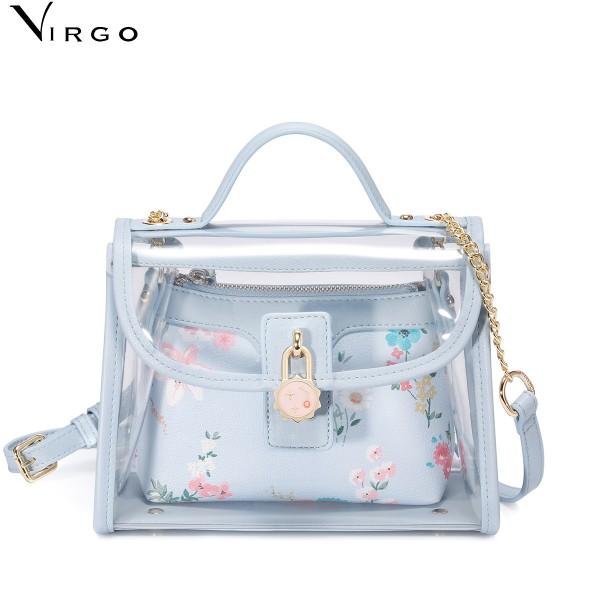 Túi xách nữ trong suốt VG384