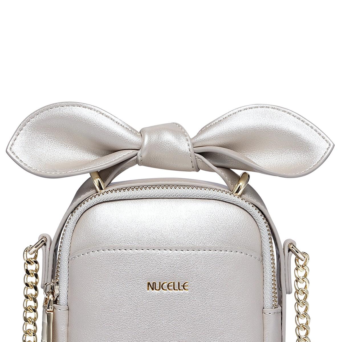 Túi đeo chéo đựng điện thoại Nucelle VG421