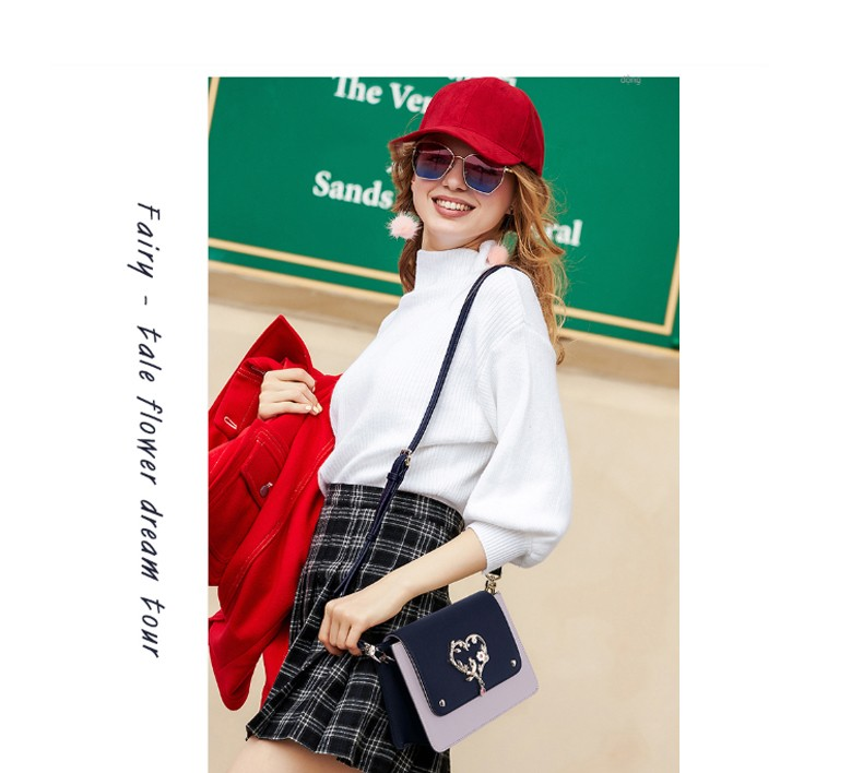 Túi xách nữ thời trang Just Star VG412