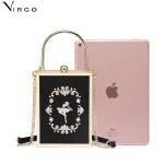 Túi nữ hộp chữ nhật đứng Just Star Virgo VG442