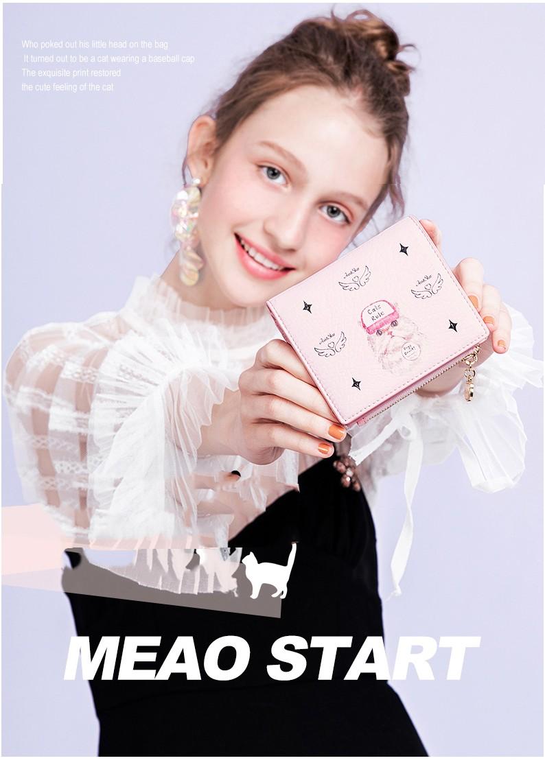 Ví Nữ Mini thời trang Just Star Virgo VI278