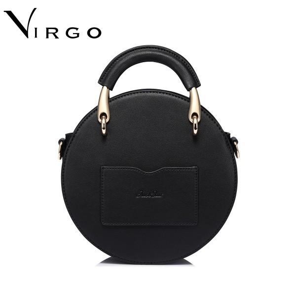 Túi nữ đeo chéo hình tròn Just Star Virgo VG450