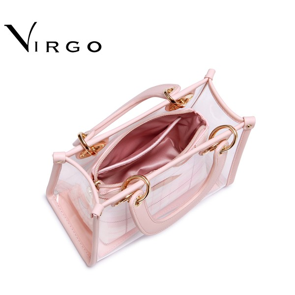 Túi xách nữ trong suốt Nucelle Virgo VG453
