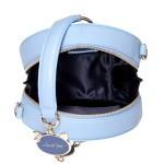 Túi đeo chéo nữ hình tròn Just Star Virgo VG462