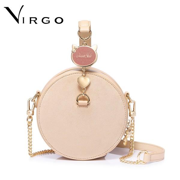 Túi đeo chéo nữ hình tròn Just Star Virgo VG461