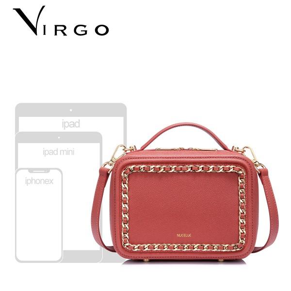 Túi xách hộp chữ nhật Nucelle Virgo VG474