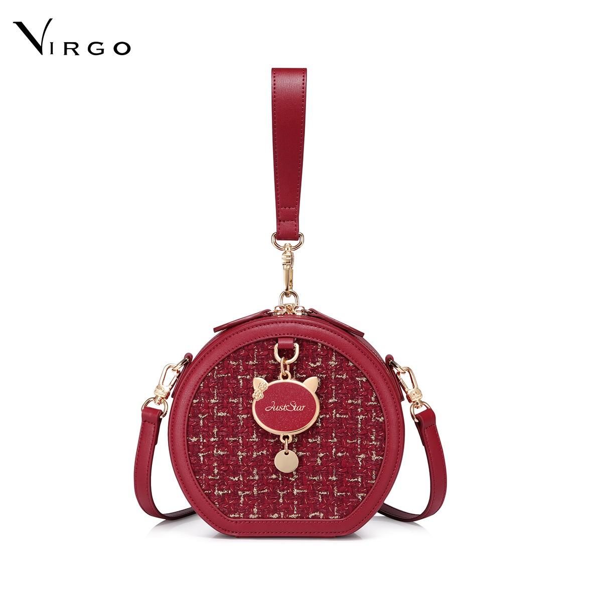 Túi nữ dáng tròn Just Star Virgo VG495