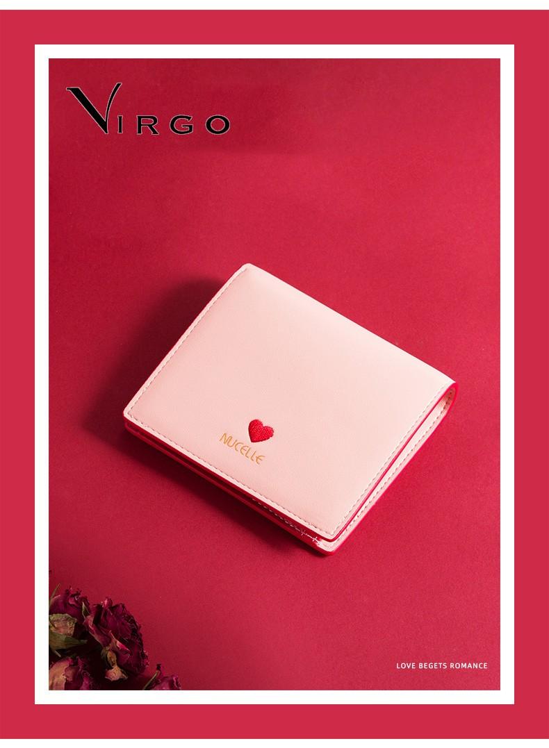 Ví nữ mini thời trang Nucelle Virgo Vi284