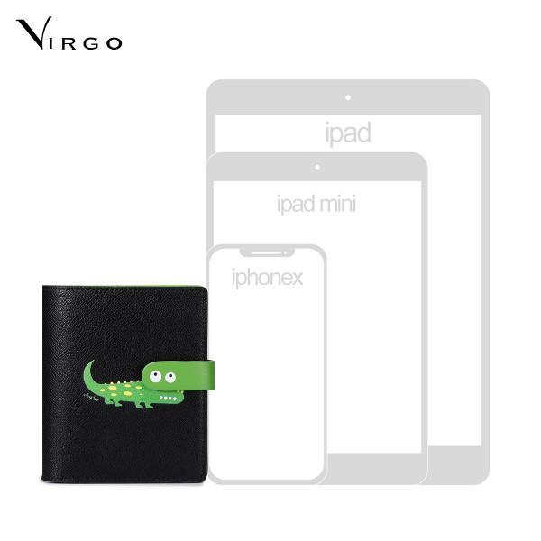 Ví nữ mini cá sấu Just Star Virgo VI289