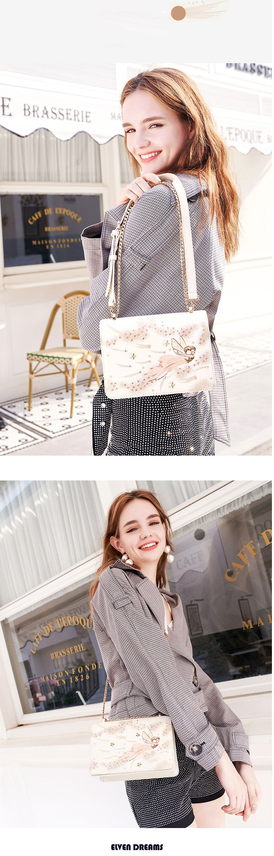 Túi đeo chéo nữ thời trang Just Star Virgo VG501