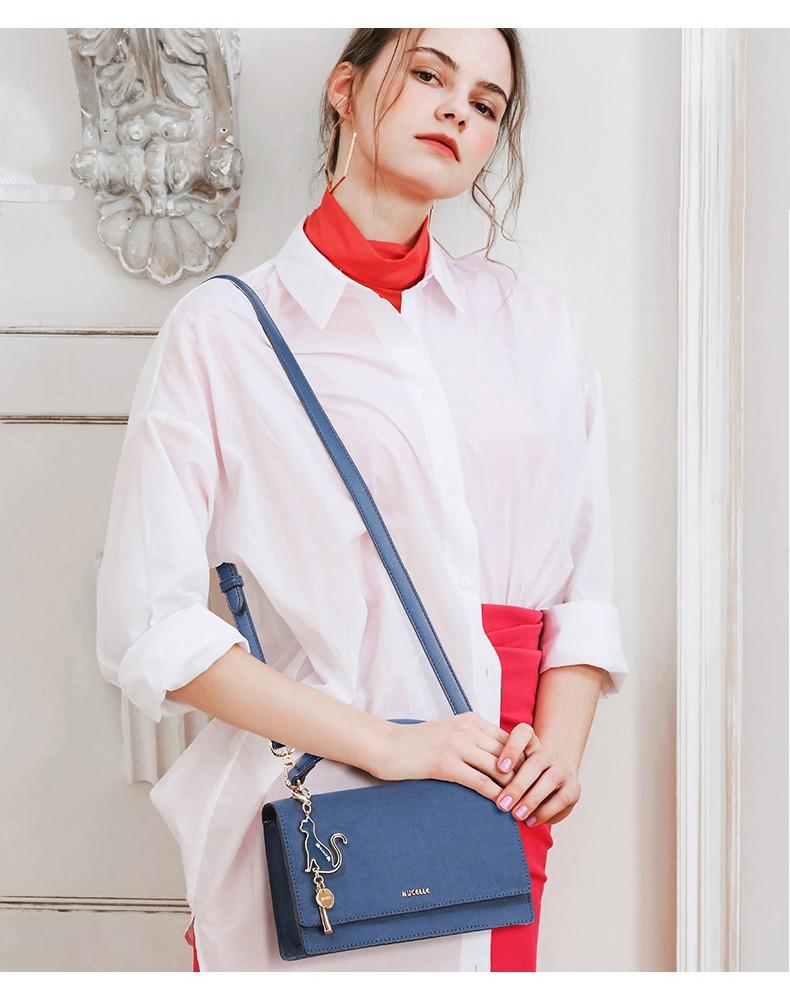 Túi nữ thời trang cao cấp Nucelle Virgo VG517
