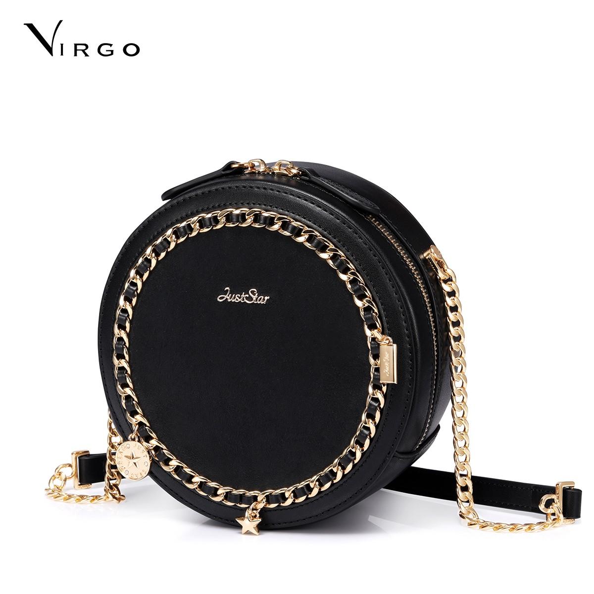 Túi nữ dáng tròn Just Star Virgo VG513