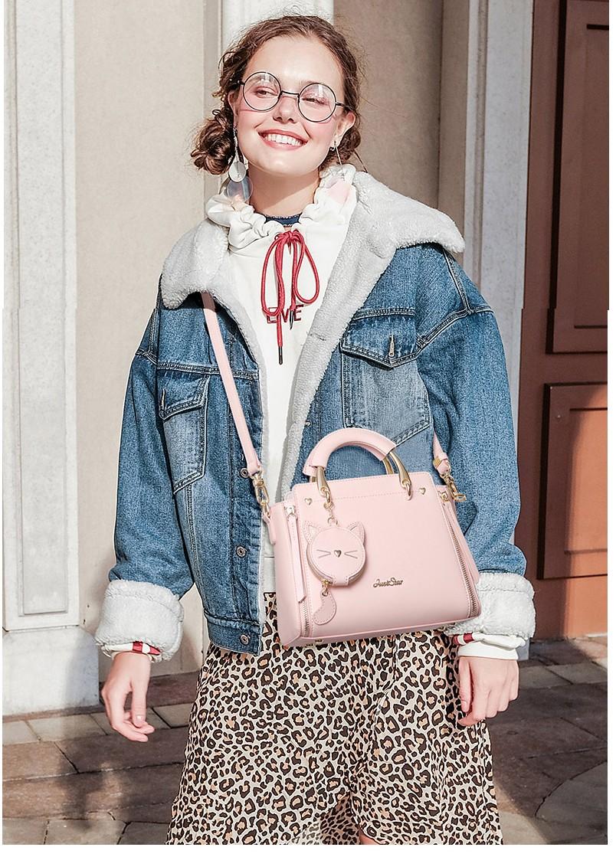 Túi xách nữ thời trang Just Star Virgo VG521