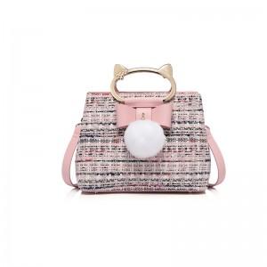 Túi xách nữ thời trang công sở Just Star Virgo VG524