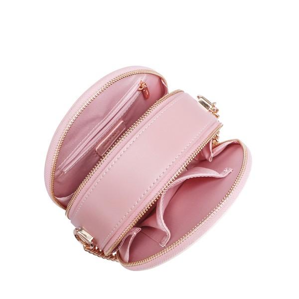 Túi đeo chéo dáng tròn nữ Nucelle Virgo VG551