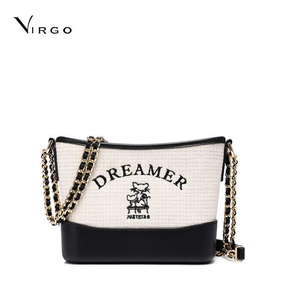 Túi đeo chéo nữ Just Star Virgo VG550
