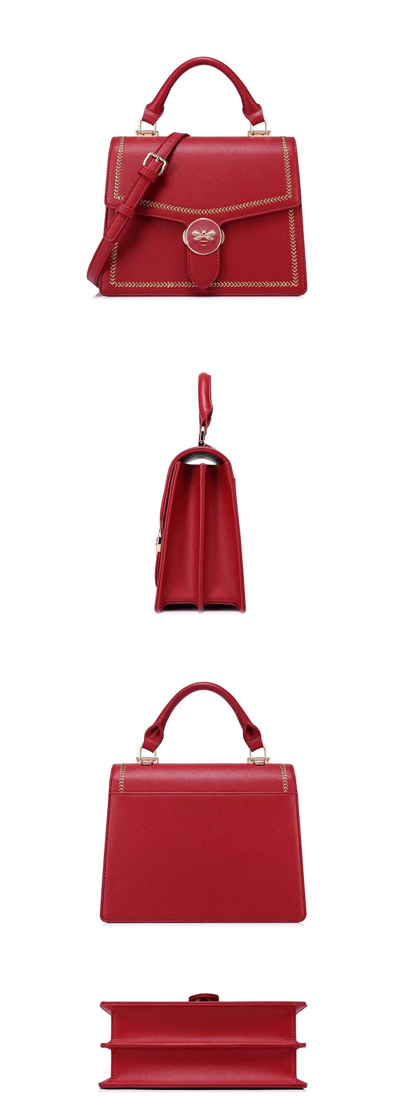 Túi xách nữ thời trang Just Star Virgo VG559