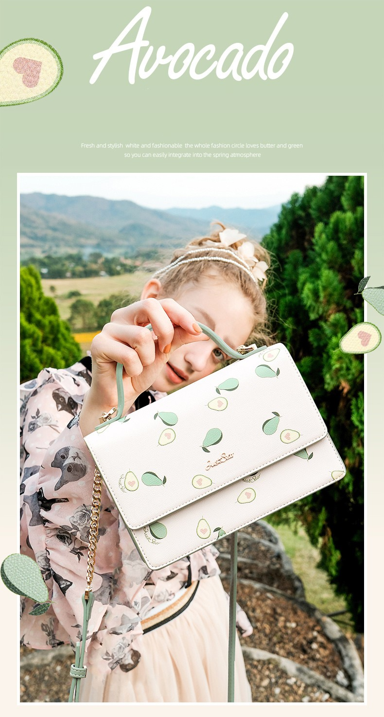 Túi xách nữ thời trang Just Star VG565
