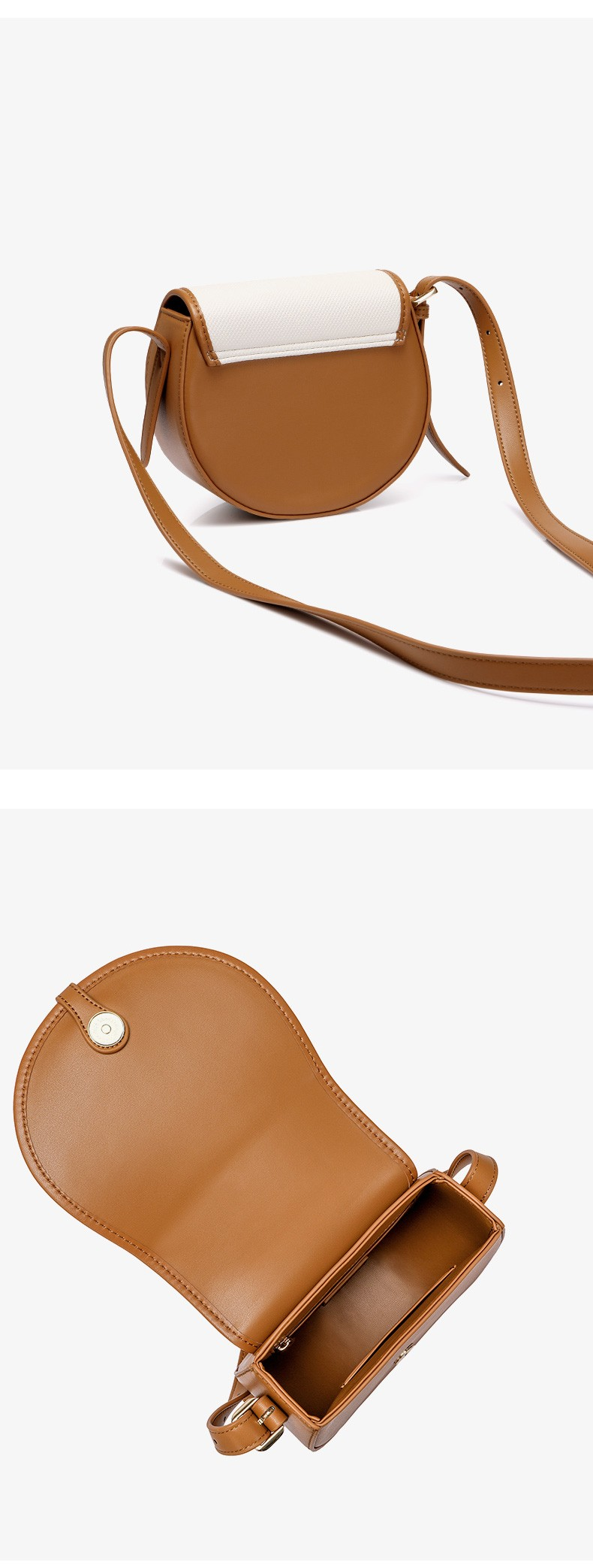 Túi đeo chéo nữ thời trang Nucelle Virgo VG564
