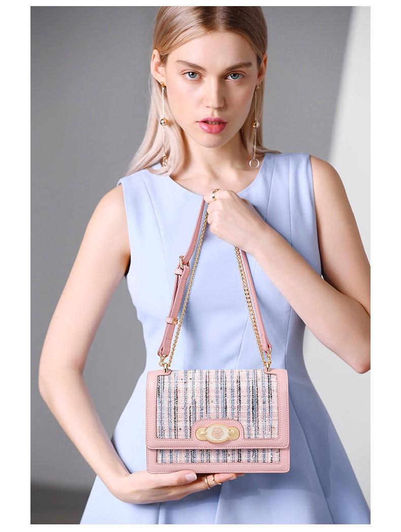 Túi đeo chéo thời trang nữ Nucelle Virgo VG574