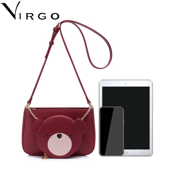 Túi đeo chéo nữ Just Star Virgo VG600