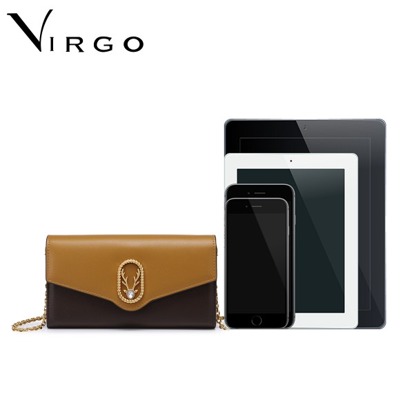 Clutch nữ cầm tay Nucelle Virgo VG608