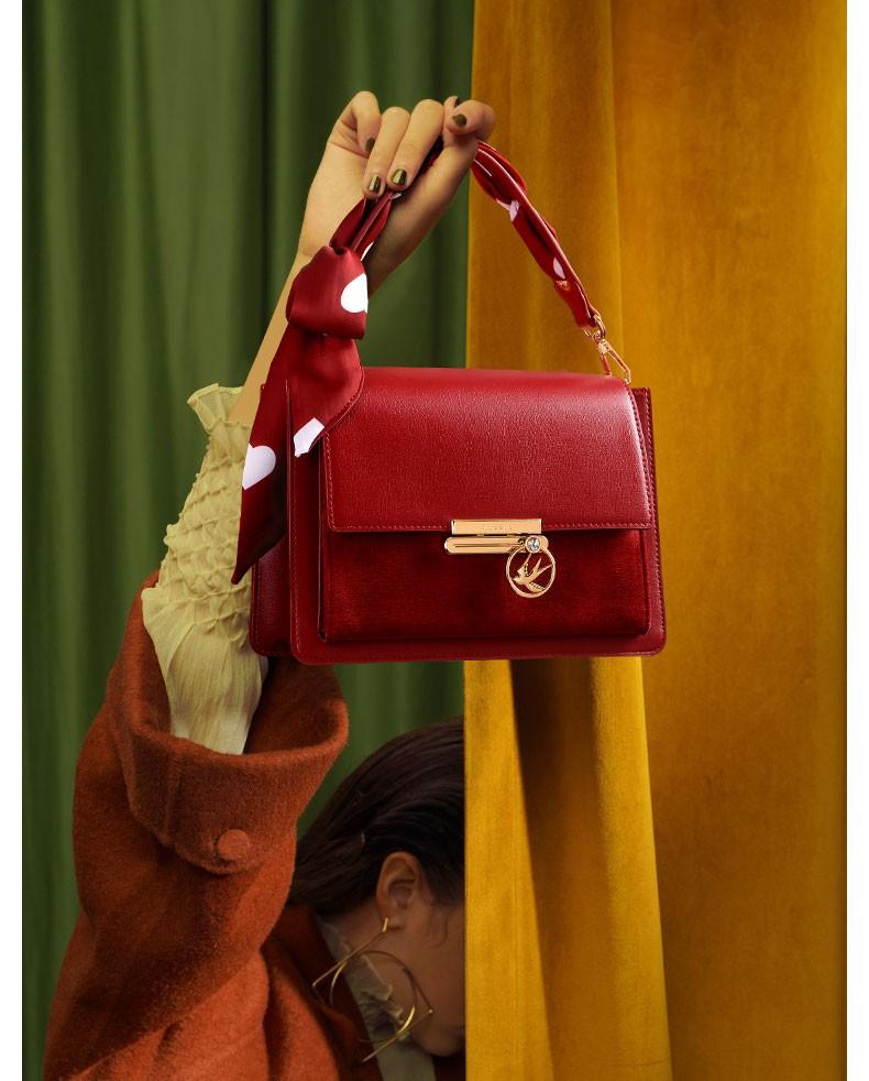 Túi xách nữ thiết kế Nucelle Virgo VG615
