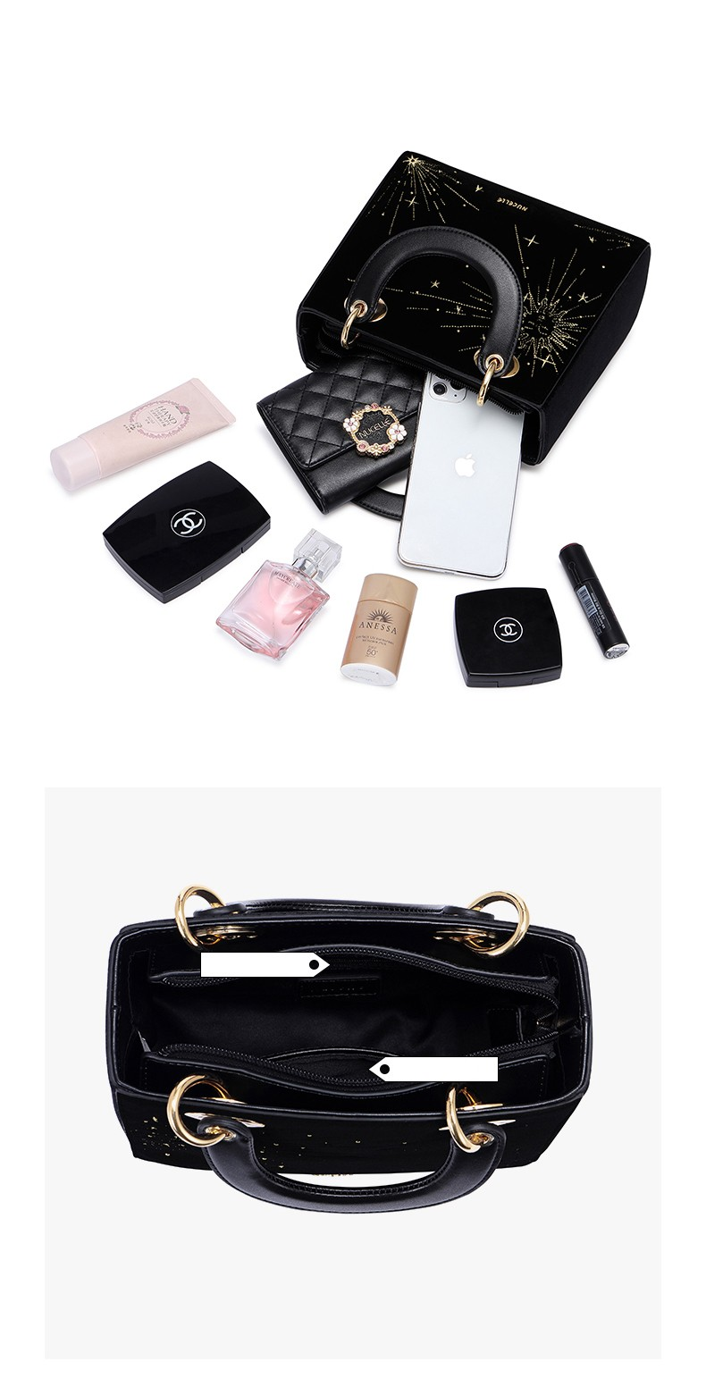 Túi xách nữ thời trang Nucelle Virgo VG598