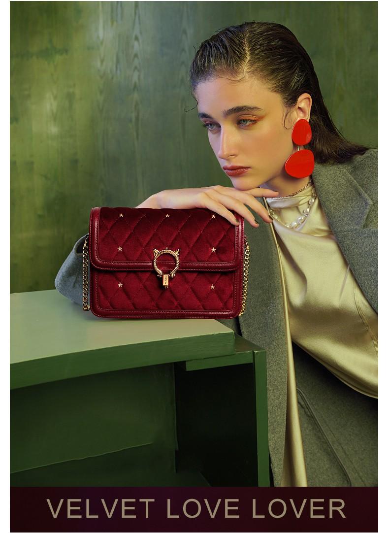 Túi đeo chéo nữ Nucelle Virgo VG599