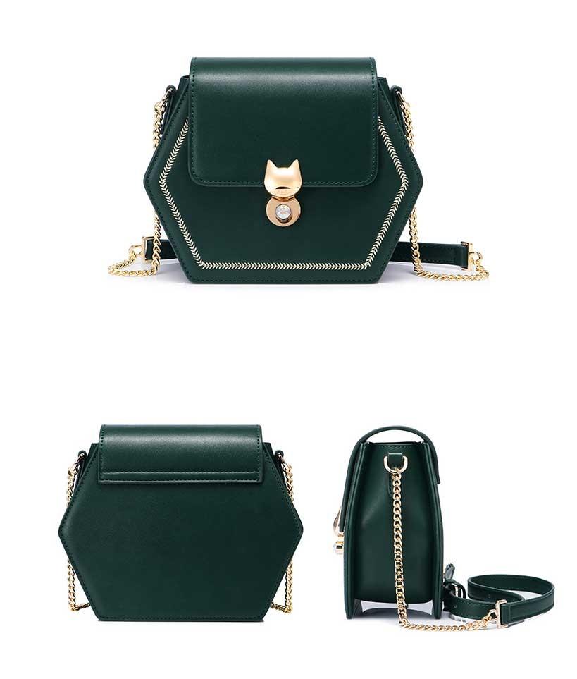 Túi xách nữ thiết kế Just Star Virgo VG619