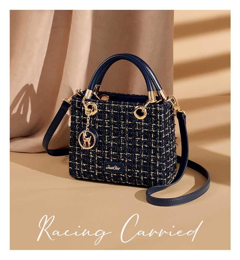 Túi xách nữ thời trang Just Star Virgo VG628