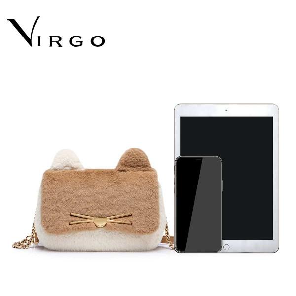 Túi đeo chéo nữ thời trang Just Star Virgo VG621