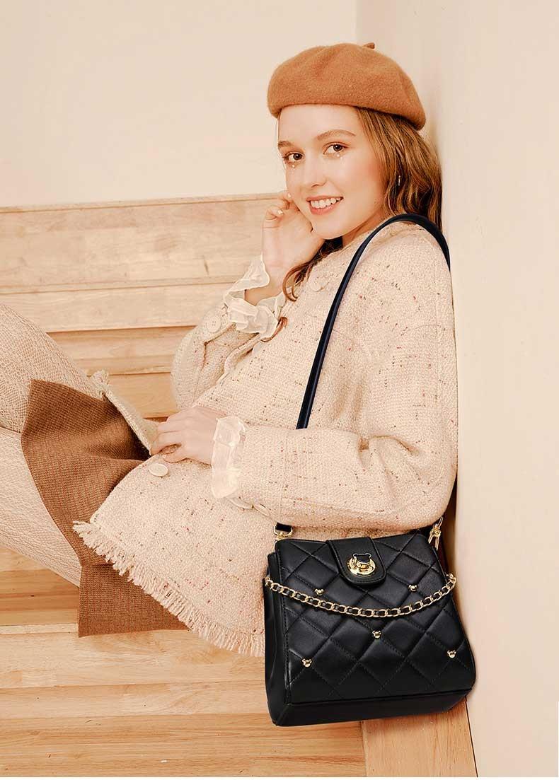 Túi đeo chéo nữ thời trang Just Star Virgo VG635